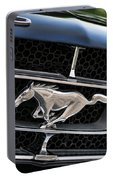 Chrome Stallion - Ford Mustang Portable Battery Charger