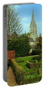 Church Garden Portable Battery Charger