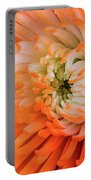 Chrysanthemum Serenity Portable Battery Charger