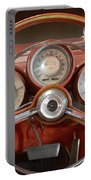 Chrysler Turbine Cockpit View Portable Battery Charger