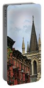 Church Architecture Older Nyc  Portable Battery Charger
