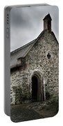 Church At Castle Frankenstein Portable Battery Charger