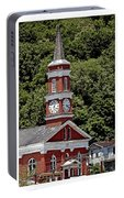 Church Building Portable Battery Charger