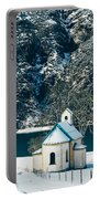 Church By The Achensee Portable Battery Charger