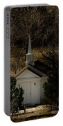 Church In The Garden Portable Battery Charger