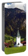 Church Of Bad Oberdorf  Portable Battery Charger