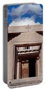 Church Of San Jose De Garcia, Las Portable Battery Charger