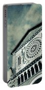 Church Of San Pietro - Tuscania Portable Battery Charger