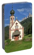 Church Of St. Johann In Ranui Portable Battery Charger