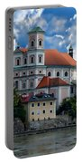 Church Of St. Michael Portable Battery Charger