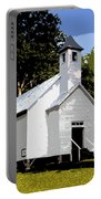 Church Of The Baptist Portable Battery Charger