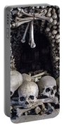 Church Of The Bones Portable Battery Charger