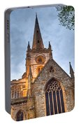 Church Of The Holy Trinity Stratford Upon Avon 2 Portable Battery Charger