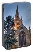 Church Of The Holy Trinity Stratford Upon Avon 4 Portable Battery Charger