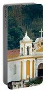 Church Of The Transfiguration Quetzaltenango Guatemala 2 Portable Battery Charger