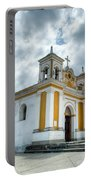 Church Of The Transfiguration Quetzaltenango Guatemala 5 Portable Battery Charger