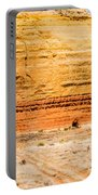 Church Rock Us Highway 163 191 In Utah East Of Canyonlands Natio Portable Battery Charger
