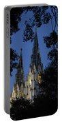 Church Steeples Portable Battery Charger