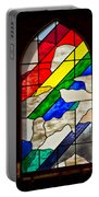 Church Window Portable Battery Charger