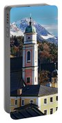 Churches In Berchtesgaden Portable Battery Charger