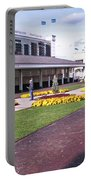 Churchill Downs Paddock Area Portable Battery Charger