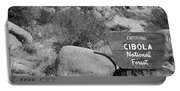 Cibola National Forest Portable Battery Charger