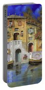 Cieloblu Portable Battery Charger by Guido Borelli