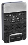 Cigar Factory 1914 Portable Battery Charger