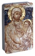 Cimabue: Madonna Portable Battery Charger