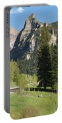 Cimarron Country Portable Battery Charger by Eric Glaser