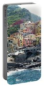Cinque Terre Manarola Portable Battery Charger