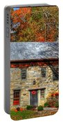 Circa 1776 Stone House Portable Battery Charger