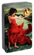 Circe, Greek Mythological Goddess Portable Battery Charger