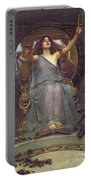 Circe Offering The Cup To Ulysses Portable Battery Charger