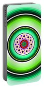 Circle Motif 229 Portable Battery Charger