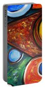 Circles Of  Life Portable Battery Charger