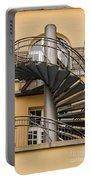 Circular Staircase Portable Battery Charger