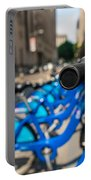 Citibike Handle Manhattan Color Portable Battery Charger