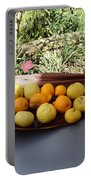 Citrus Fruits Portable Battery Charger