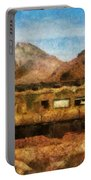 City - Arizona - Desert Train Portable Battery Charger