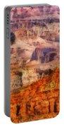 City - Arizona - Grand Canyon - Kabob Trail Portable Battery Charger