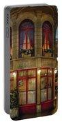 City - Vegas - Paris - Le Cafe Portable Battery Charger