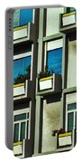 City Balconies Portable Battery Charger