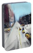 City Contrast Portable Battery Charger