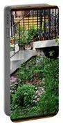City Garden Portable Battery Charger