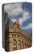 City Hall Roof And Tower Portable Battery Charger