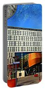 City Infradesign Artwork Portable Battery Charger