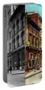 City - Knoxville Tn - Gay Street 1903 - Side By Side Portable Battery Charger