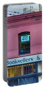 City Lights Booksellers Portable Battery Charger