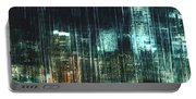 City Night Lights Portable Battery Charger